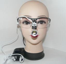 Налобный осветитель Magnifier GL-3 Flex