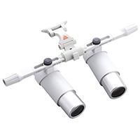 Лупа бинокулярная HRP 4х- 340 с креплением i-View