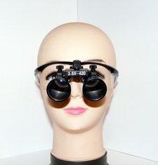 Бинокулярная лупа (очки) Magnifier х3,5-420