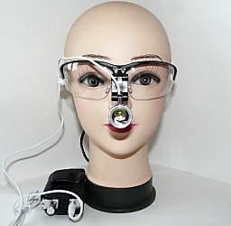 С 1 августа снимается с производства модель налобного осветителя Magnifier GL-3 Flex